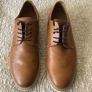 Other - Men's Aldo Leather Dress Shoes, Size 9.5
